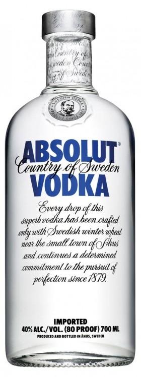 Absolut - Vodka 700ml
