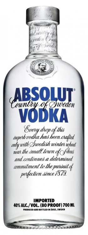 Absolut - Vodka 700ml
