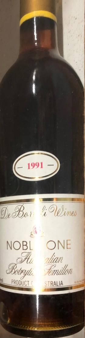 De Bortoli- Noble One 750ml 1991