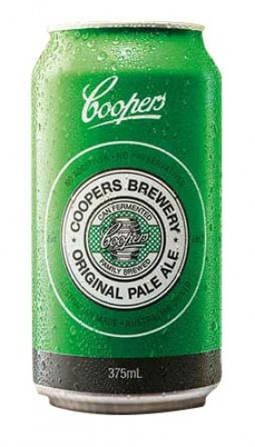 Coopers - Pale Ale Cans