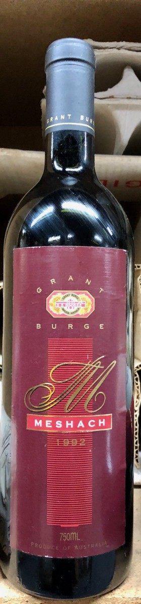 Grant Burge - Meshach 1992