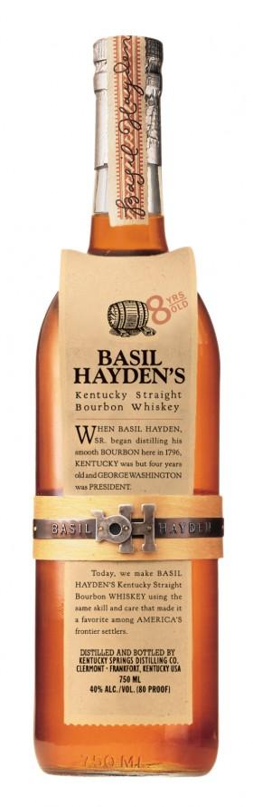 Basil Hayden-bourbon