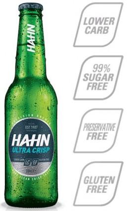 Hahn Super Crisp Gluten Free Beer