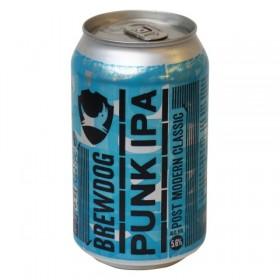 Brewdog - Punk Ipa Cans