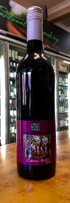 Cargo Road Wines Cabernet Merlot