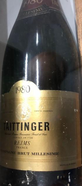 Taittinger - Vintage 1980