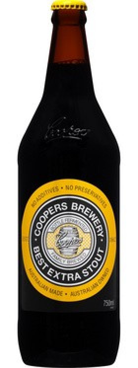 Coopers- Stout 750ml