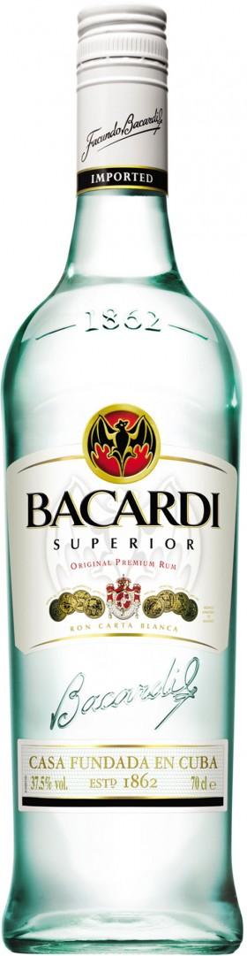 Bacardi - Rum 700ml