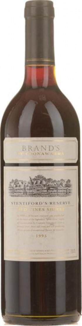 Brands-stentifords Shiraz 1995