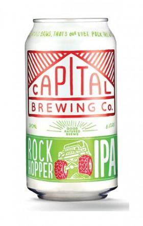 Capital - Rock Hopper Ipa 6.1