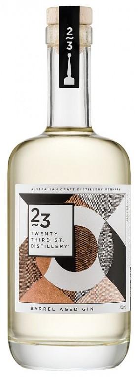 23rd St Barrel Aged Gin