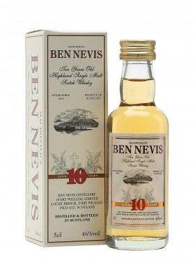 Ben Nevis 10 Year Old Minature