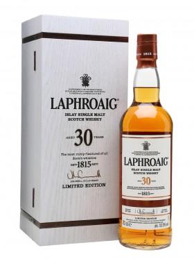 Laphroaig 30yo 53.5