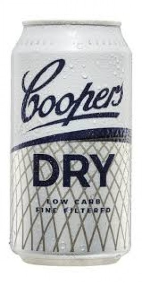 Coopers - Dry Cans