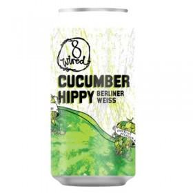8 Wired Cucumber Hippy Berliner Weisse