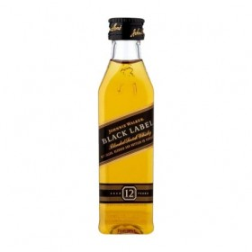 Johnnie Walker - Black 50ml