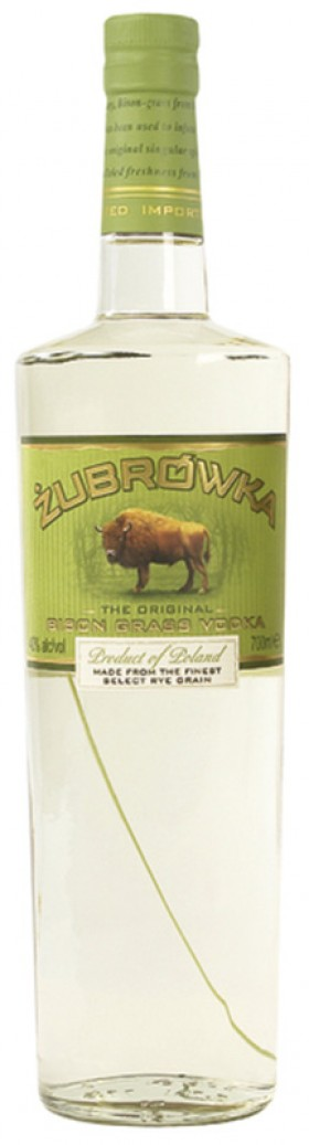 Zubrowka- Vodka
