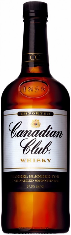 Canadian-club 700ml