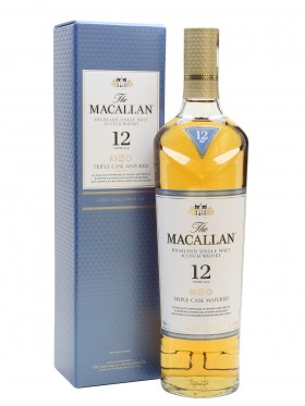 Macallan Triple Cask Matured 12 Year Old
