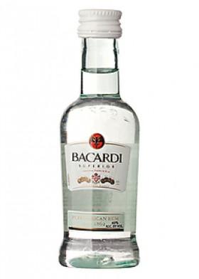 Bacardi - Rum 50ml