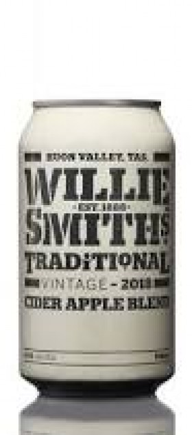 Willie Smith Traditional Cider Apple Blend