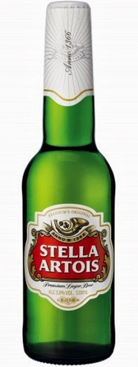 Stella Artois- Beer