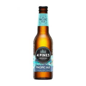 Four Pines Pacific Ale Stubbies