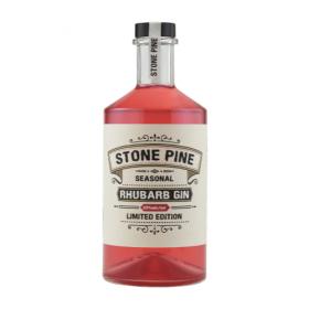 Stone Pine Rhubarb Gin