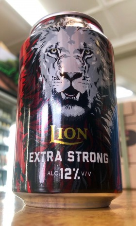 Lion - Extra Strong Can