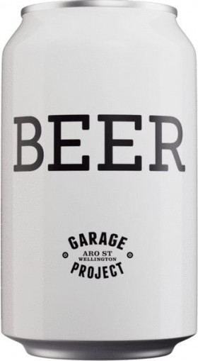 Garage Project Aro St Beer Can
