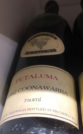 Petaluma - Coonawarra 1982
