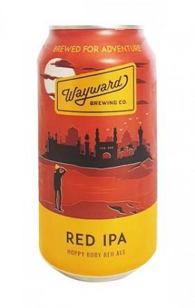 Wayward Red Ipa Cans