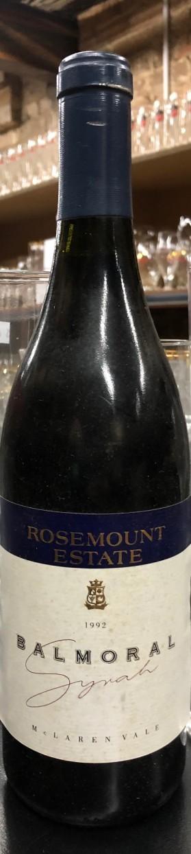 Rosemount - Balmoral 1992
