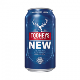 Tooheys New- 30 Pack