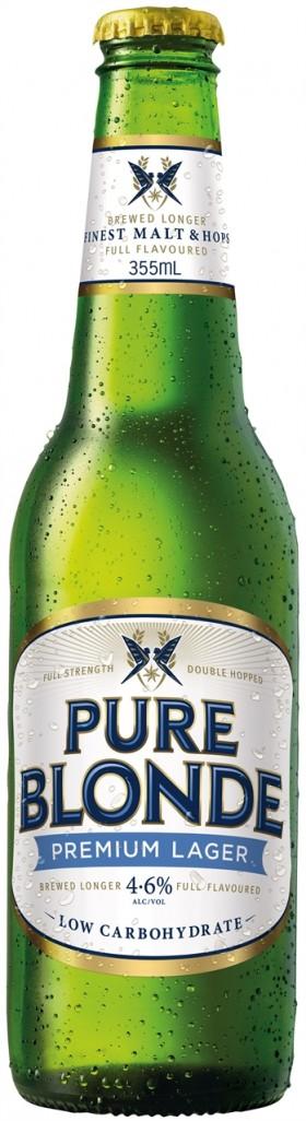 Pure- Blonde 355ml
