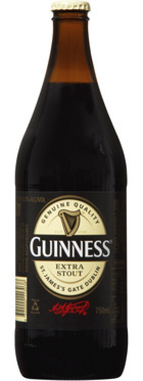 Guinness- Extra Stout 750ml
