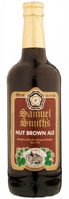 Samuel Smith- Nut Brown Ale