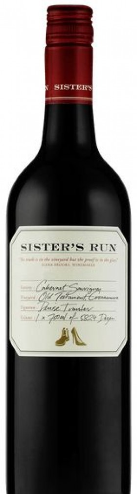 Sisters Run - Testament Cabernet