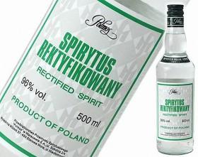 Polish Spirytus - Spirit 95% Alc
