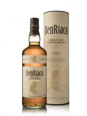 Benriach Cask Strenght Batch 2