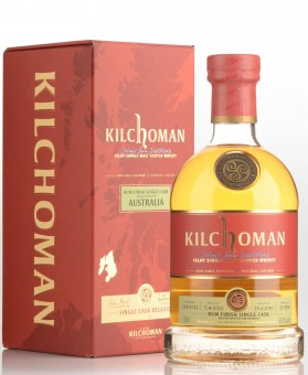 Kilchoman Rum Cask Australian Exclusive