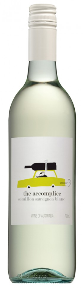 The Accomplice - Semillon Sauvignon Bl