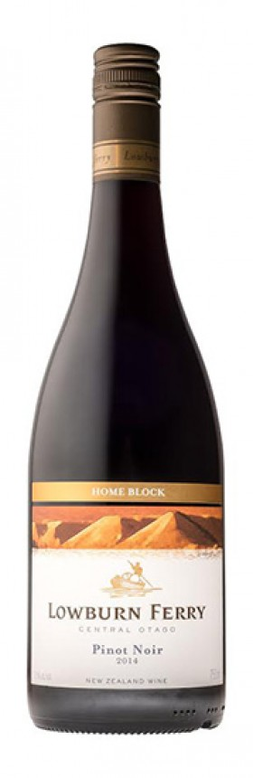 Lowburn Ferry Home Block Pinot Noir