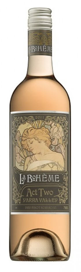La Boheme - Pinot Noir Rose