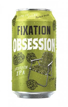 Fixation Obsession Session Ipa Cans