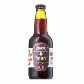 Haandbyrggeriet Batch 1000# Ba Quad 330ml
