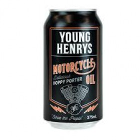 Young Henry Motor Cycle Oil Hoppy Porter