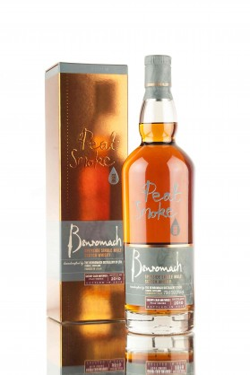 Benromach Peat Smoke Cask Strenght Batch 1