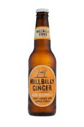 Hillbilly Ginger Apple Cider Non Alcohol