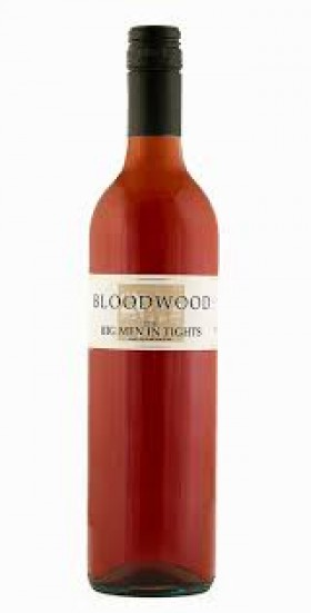 Bloodwood - Big Men In Tights Rose